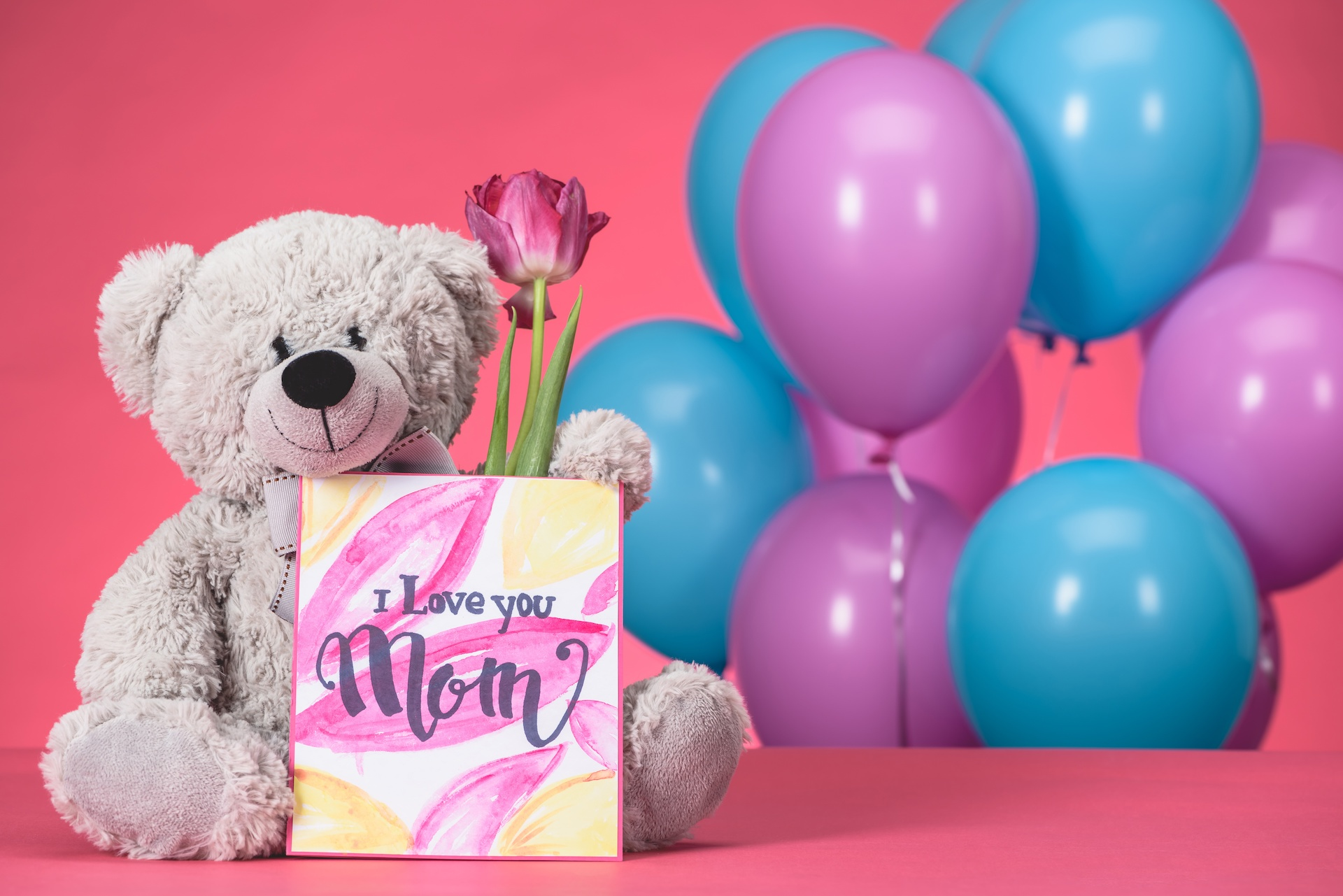 Happy Mothers Day Hd Wallpaper Happy Mother S Day Backgrounds Pixelstalk Net