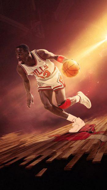 Chicago Bulls Iphone X Wallpapers Basketball Iphone Wallpaper Free Download Pixelstalk Net