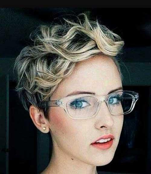 25 Short Wavy Pixie Hairstyles Pixie Cut 2015