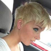 edgy pixie cuts