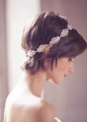 wedding hairstyles pixie