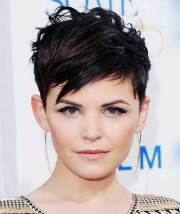 pixie haircut face