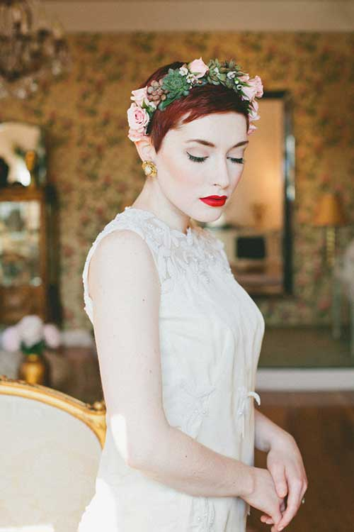 30 Best Pixie Wedding Hair Pixie Cut 2015