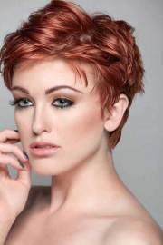 pixie red hair cut 2015