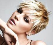 pixie haircuts thick hair