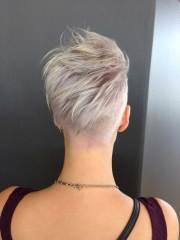 razor cut pixie hairstyles