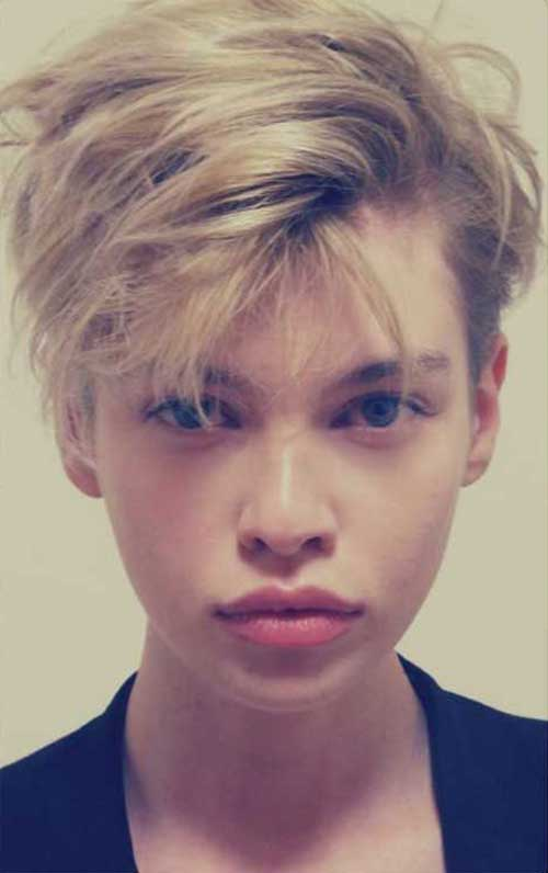 25 Messy Pixie Hairstyles Pixie Cut 2015