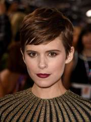 edgy pixie hairstyles