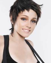 short funky pixie hairstyles