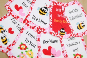 Valentines Day Gift Tags by Pixiebear Party Printables