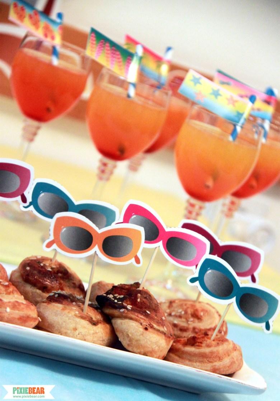 Summer Beach Party by Pixiebear