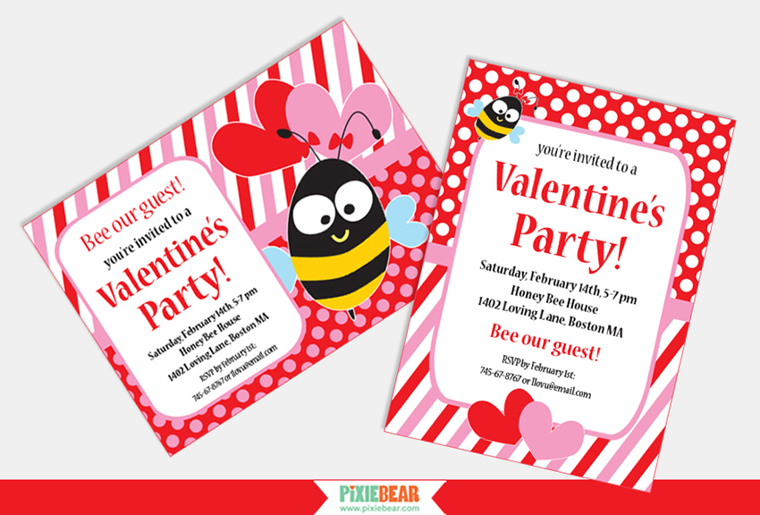 Bumble Bee Party | Pixiebear Party Printables