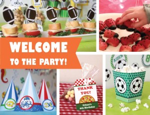 Welcome to Pixiebear Party Printables