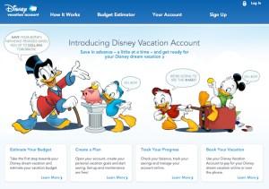 DisneySavingsAccount