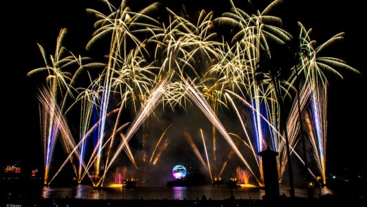 All-New Nighttime Fireworks Spectacular to Replace 'IllumiNations