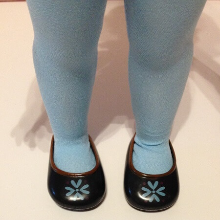 Disney Animator Doll Tights.