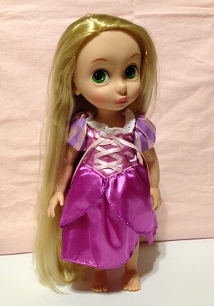 Disney Animator Rapunzel Doll Review.