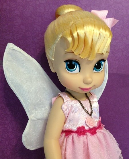 Disney Animator doll: Tinker Bell.