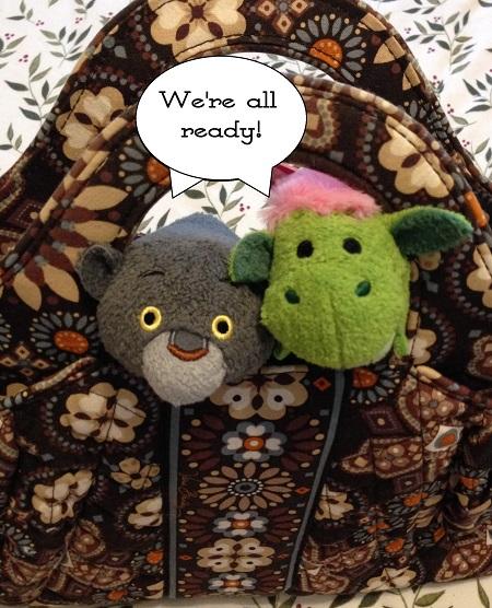 Tsum Tsums: We're allready!