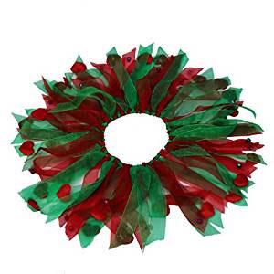 Image Of Christmas Pet Collar
