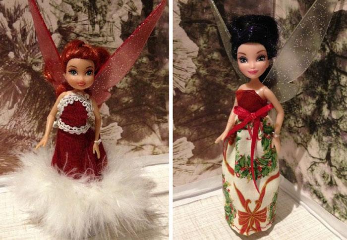 Rosetta And Vidia Dolls