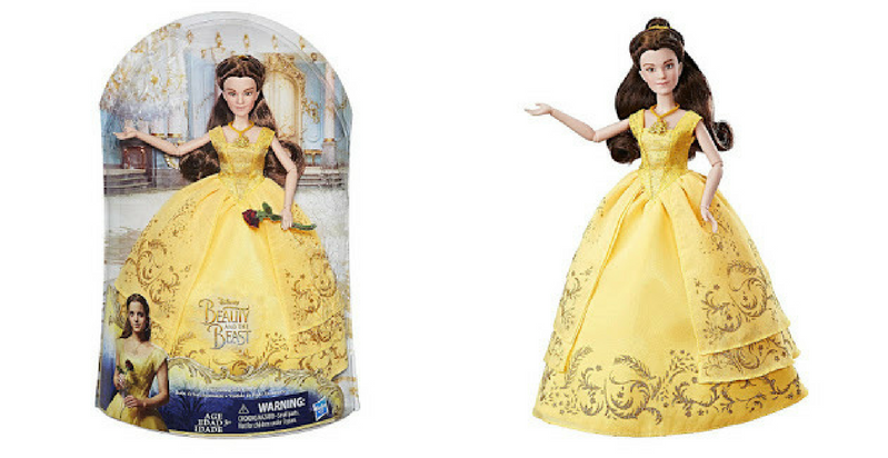 Beauty And The Beast Ball Gown Belle By Hasbro