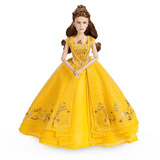 Photo Of Disney Film Collection Belle Doll