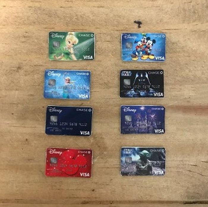 Credit Cards For Barbie Dolls