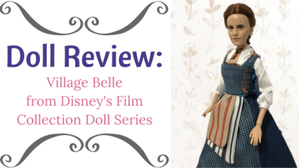 Doll Review: Village Belle From Disney's Film Collection Doll Series