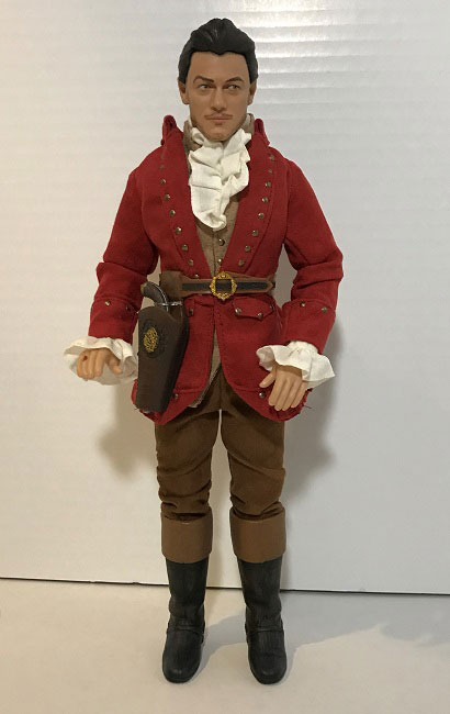 Disney Film Collection Doll: Gaston