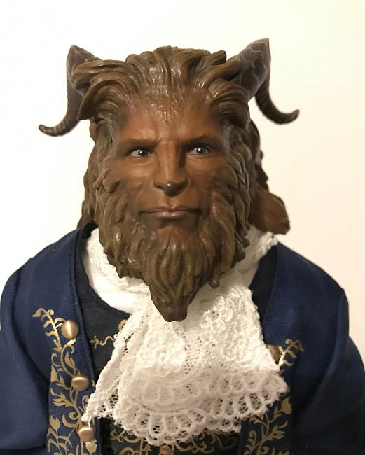 Disney Film Collection Doll: The Beast