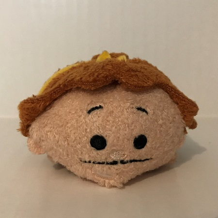 Cogsworth Mini Tsum Tsum (Human Form)