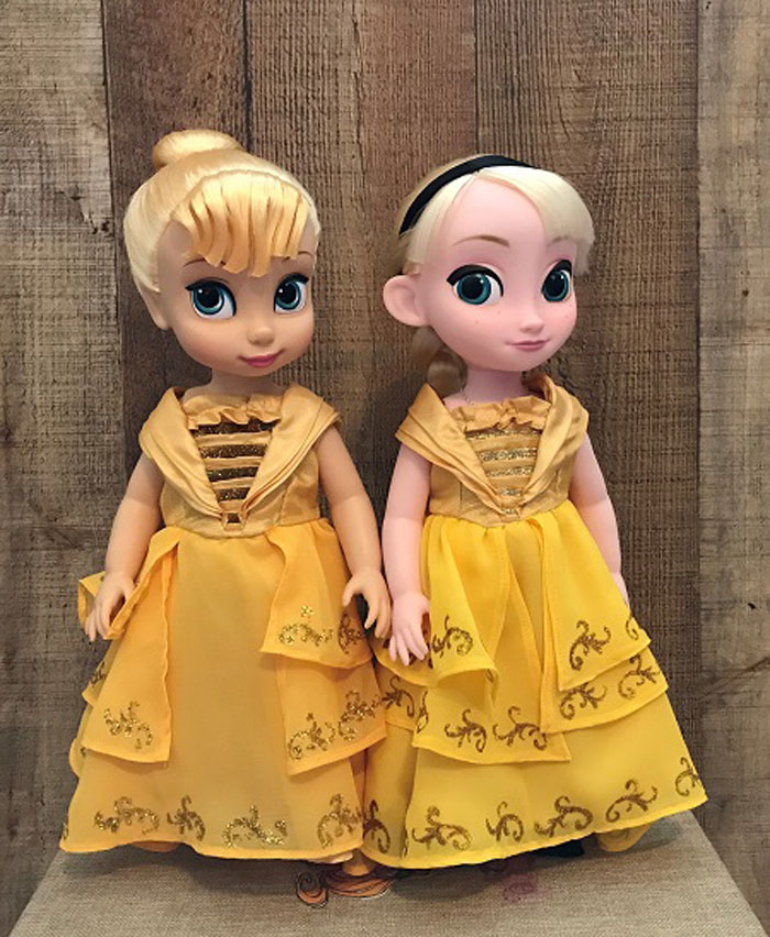 Disney Animator Doll Dresses.