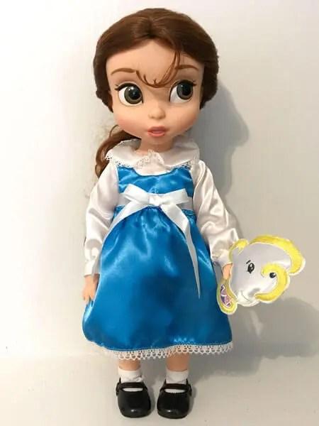 Disney Animator Belle Doll Review