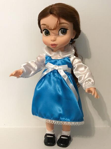Disney Animator Doll Shoulder Articulation.