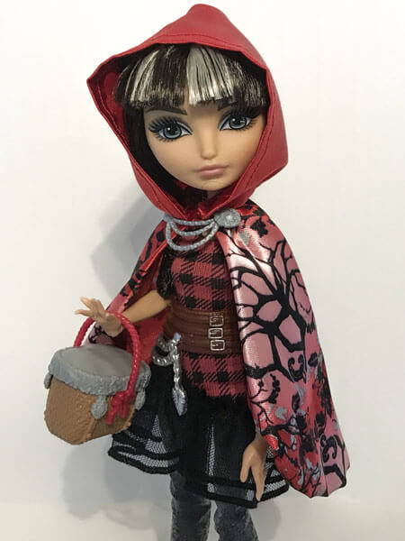 Cerise Hood Doll Review
