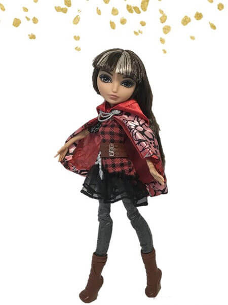 Ever After High Doll Review: Cerise Hood