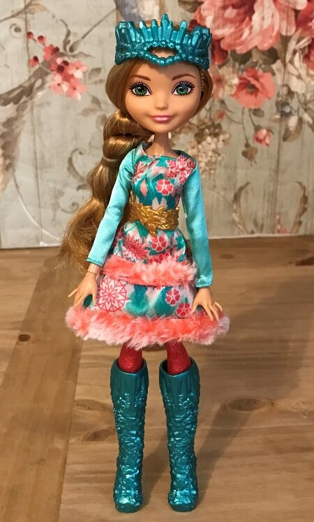 Ever After High Epic Winter Ashlynn Ella Doll Review