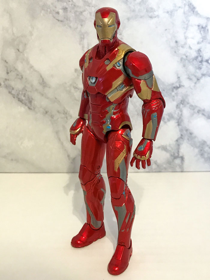Iron Man Action Figure Review
