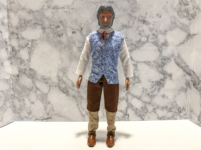 Clothes For Custom Maurice Doll