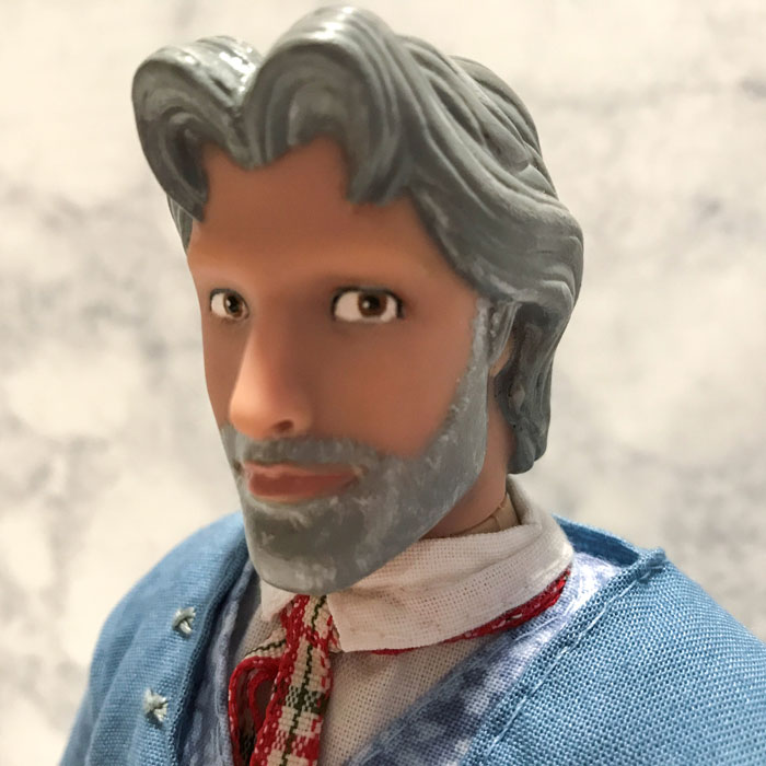 Maurice Doll From Beauty And The Beast