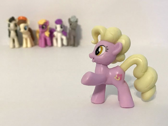 My Little Pony Mini Figure: Luckette.