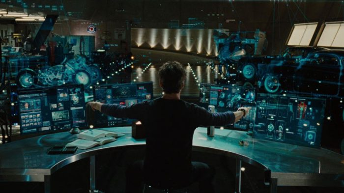 Iron Man 2 Screenshot.