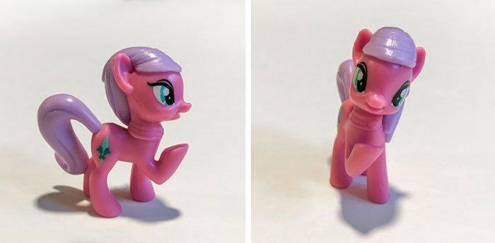 My Little Pony Mini Figure: Elbow Grease