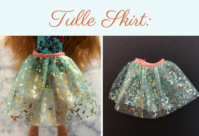 Mirror Beach Ashlynn Ella Tulle Skirt.