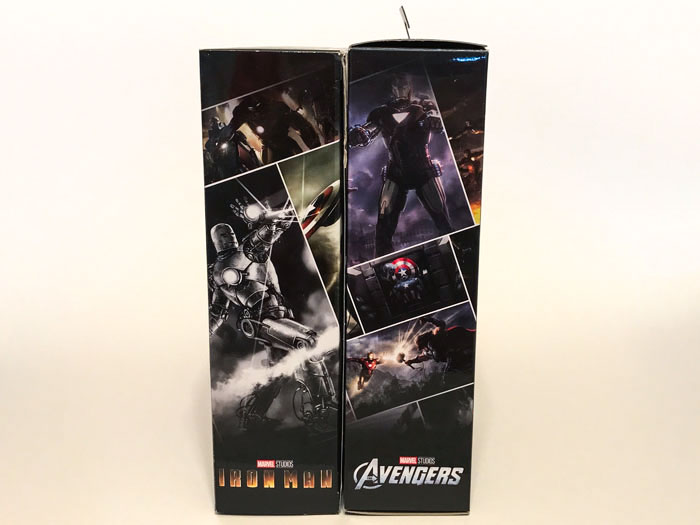 Marvel Studios Boxes.