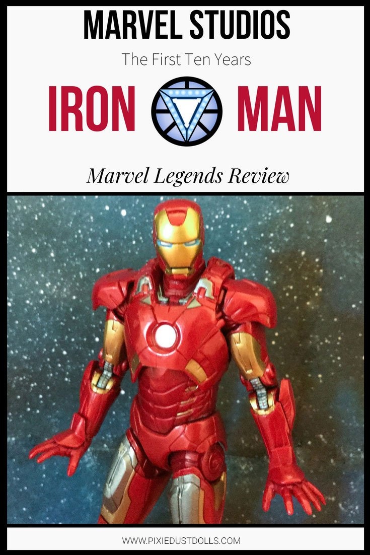 Marvel Legends Review: Marvel Studios: The First Ten Years Iron Man Mark VII.