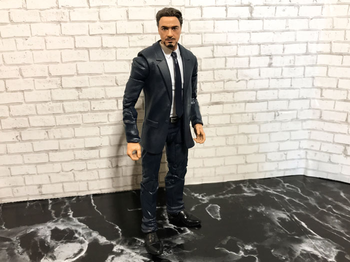Tony Stark from the Marvel Studios: First Ten Years series.