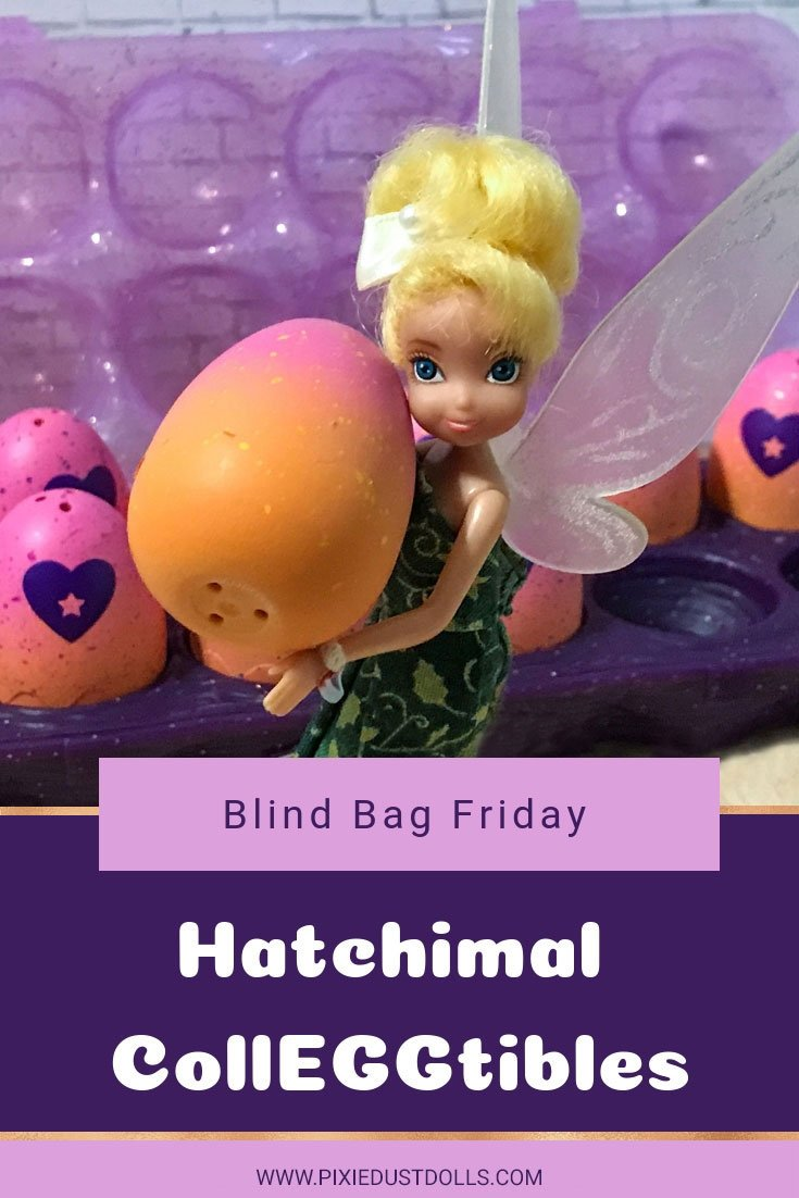 Blind Bag Friday: Unboxing 12 Hatchimal CollEGGtibles!