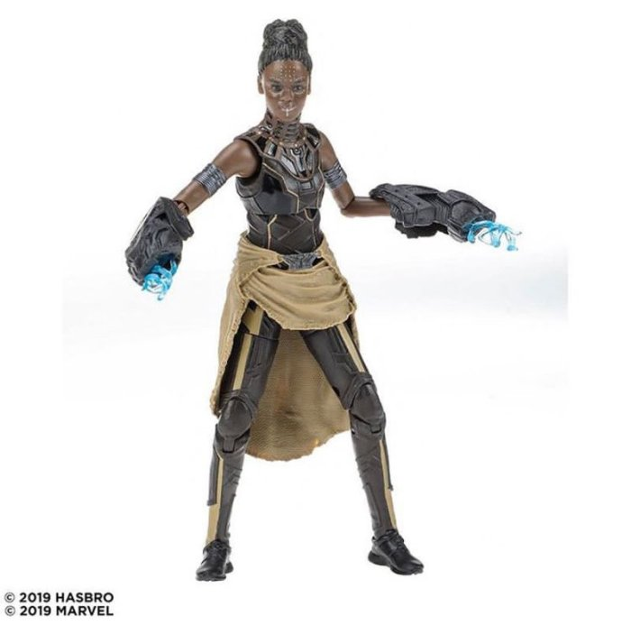 Marvel Legends 6-inch Shuri figure from Hasbro.